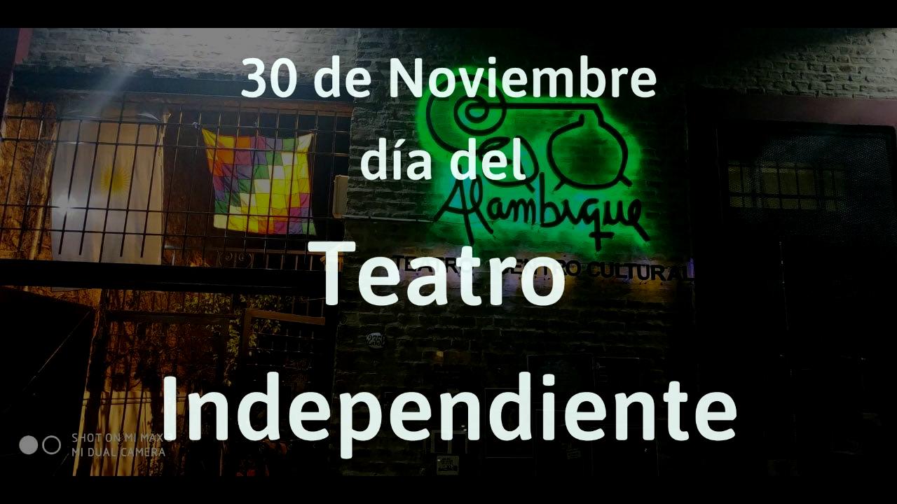 Artebar Bs As y el teatro independiente