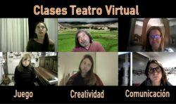 Clases de Teatro Virtual