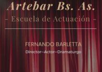Clases de Teatro Artebar Bs As