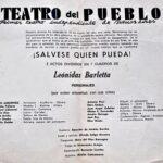 leónidas barletta fundador teatro del pueblo